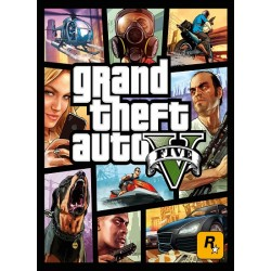 Grand Theft Auto V [Activación Steam-Leer]