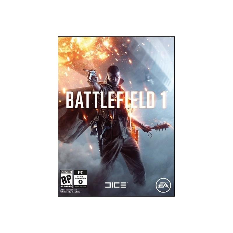 Origin Promo Code Battlefield 1