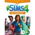 The Sims 4: A trabajar [CODIGO ORIGIN]