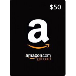 Amazon Gift Card $50