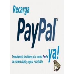PayPal 10 Usd