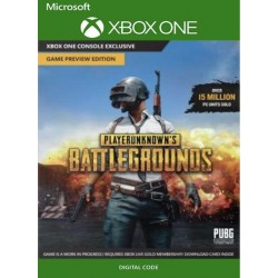 Playerunknow's Battlegrounds [Código Xbox One]