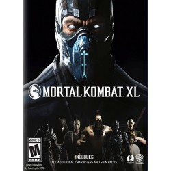 Mortal Kombat XL [CODIGO STEAM]