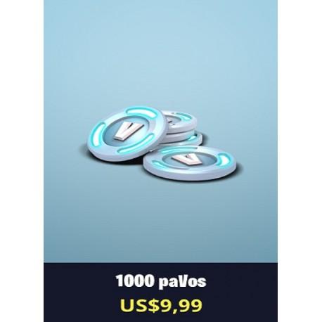 1000 Pavos [FORNITE PC]
