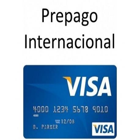 VISA 5 USD [TARJETA VIRTUAL PREPAGO]