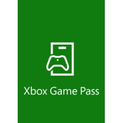 Xbox Game Pass Xbox One 3 Meses