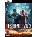 Resident Evil 2 / Deluxe Ed [CODIGO STEAM]