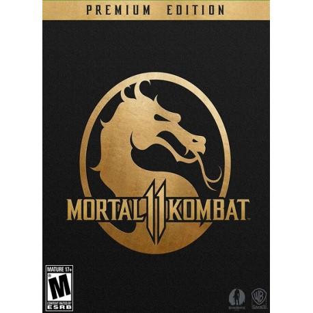 Mortal Kombat 11 PC [Activación Steam-Leer]