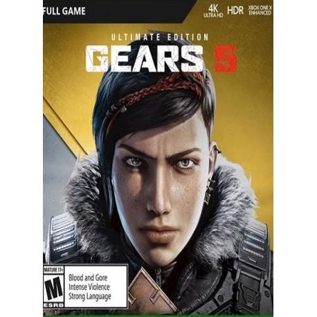 GEAR 5 Ultimate Edition PC