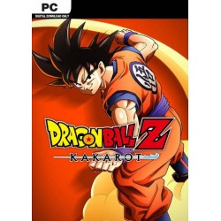 Dragon Ball Z: Kakarot [Codigo Steam]