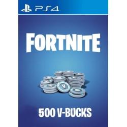 Fortnite 500 v-Bucks [PS4]
