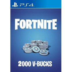 Fortnite 2000 v-Bucks [PS4]