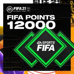 [PS4] 12000 FIFA Points