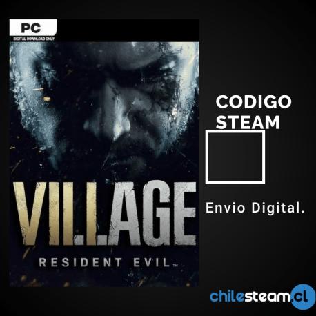 Resident Evil Village PC [CODIGO STEAM]