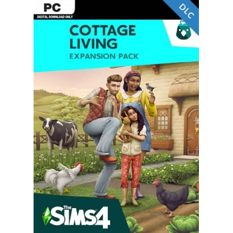 Los Sims 4 Cottage Living